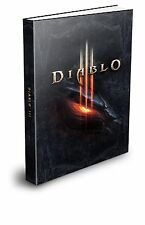 Diablo III Limited Edition Strategy Guide Console Version by DK Publishing (Har…
