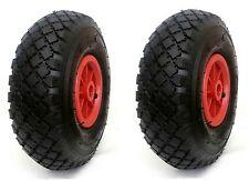 "2 x 260mm (10"") Pneumatic Wheels. 20mm bore. Canoe/Kayak Trolley, Fishing Box*"