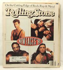Chris Isaak De La Soul ROLLING STONE MAGAZINE #602 New Faces of 1991 April 18!