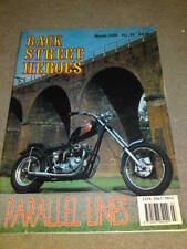 BACK STREET HEROES # 71 - PARALLEL LINES - March 1990