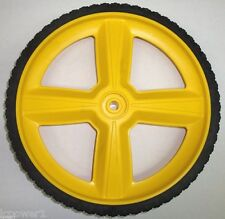 [MUR] [7105711YP] Murray Briggs&Stratton 12X2 Yellow Lawnmower Wheel 7101708MA