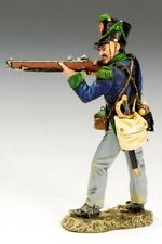 KING & COUNTRY REMEMBER THE ALAMO RTA062 CAZADORES STANDING FIRING RIFLE MIB