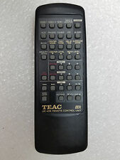 TEAC UR-408 Remote Control For AG-V6200 AG-V7700