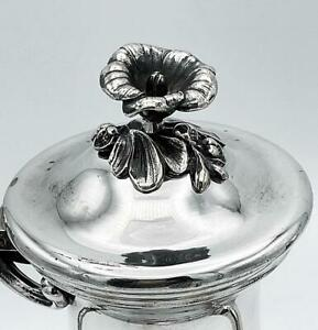 CHRISTOFLE Vintage SILVER PLATED COFFEE POT