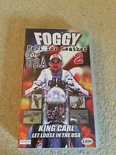 Foggy Hell for Leather 2 VHS Video