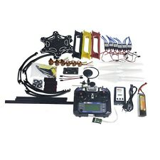 Full Set RC Drone MultiCopter Aircraft Kit F550 Hexa-Rotor Air Frame GPS APM