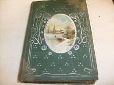 Mosses From An Old Manse Hawthorne Vol 1 Hurst Co. N.Y. Antique Book   /a5