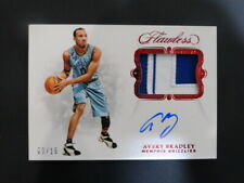 2018/19 NBA PANINI FLAWLESS PATCH AUTOGRAPHS AVERY BRADLEY 03/15