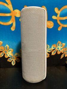 Logitech UE BOOM Ultimate Ears Wireless Bluetooth Speaker (White) - Used