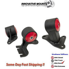 Innovative Mounts for 1988-1991 Civic / CRX Mount Kit (B-Series / RHD) 19152-85A