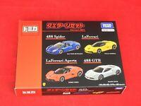 Tomica Ferrari set