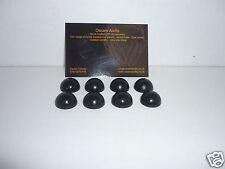 8 X SORBOTHANE 19 MM ISOLATION HEMISPHERE FEET FOR SPEAKER HI-FI TURNTABLE