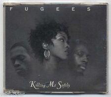 FUGEES Killing Me Softly - 4 tracks CD - ottimo