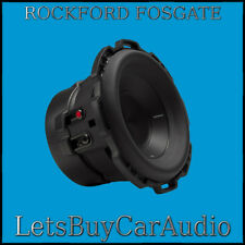 "ROCKFORD FOSGATE P2D4-8 PUNCH 8"" 500 WATT DUAL 4 OHM VOICE COIL CAR SUBWOOFER"