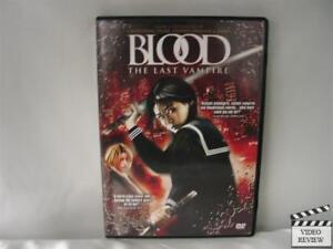 Blood: The Last Vampire (DVD, 2009)