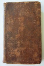 GENTLEMAN'S MISCELLANY GEORGE WRIGHT 1ST AMERICAN EDITION 1797 LEATHER