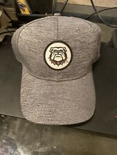 Georgia Bulldogs Grey Tech Hat