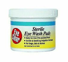 Pet Supplies Count 90 Miracle Care Eye Clear Cleaning Pads Gift