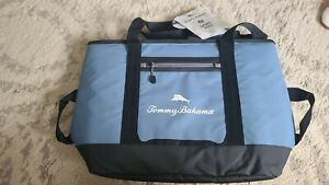 TOMMY BAHAMA 30 CAN DEEP FREEZE INSULATED SPORT COOLER TOTE BAG ~BRAND NEW W/TAG