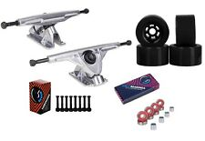 "Cal 7 Longboard Flywheel 10.75"" Axle Truck Bearing 83mm Skateboard Wheels"