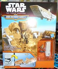 STAR WARs  MICRO MACHINES FIRST ORDER STORMTROOPER  PLAY SET MIB