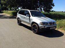 BMW X5 4.4i 2001 with full service history and new MOT