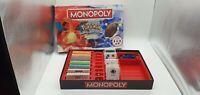 Pokemon Monopoly Kanto Edition (SPARES) Parts (Incomplete Game)