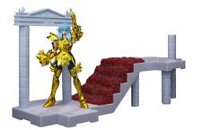 "Bandai Saint Seiya D.D.Panoramation ""Piskes Aphrodite"" Original Japan"