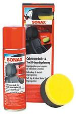 impermeabilisant pour capote tissu cabriolet ref 310200 SONAX