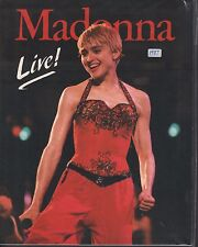 Madonna Live! Program 1987 080317nonDBE
