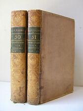 VOLTAIRE : COMMENTAIRES SUR CORNEILLE Editions KEHL 1785