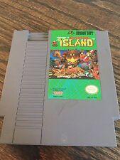 Adventure Island (Nintendo Entertainment System, 1988) NES Cart NE4
