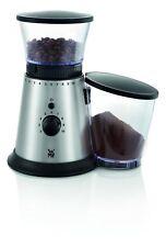 WMF elektrische Kaffemühle Edelstahl Kaffeemühle Scheibenmahlwerk Espressomühle