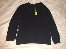 NWT juniors Gianni bini a winters dream Bradley Sweater Size Small