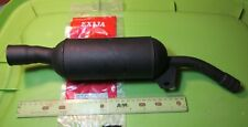 Montesa Cota 330 Exhaust Muffler Silencer p/n 5160.4204 NOS 61M 1985