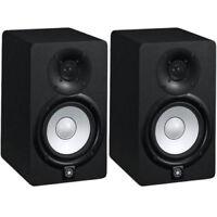 Yamaha HS5 Powered Studio Monitor Pair Brand NEW