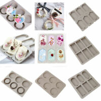 DIY Silicone Candles Aroma Wax Flowers Tablets Soap Hand-Made Mold Mould Tools