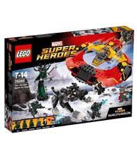 Minifiguras de LEGO Thor, Super Heroes