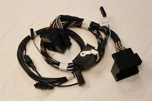 VW SEAT SKODA BLUETOOTH WIRING HARNESS CABLE MFD3 RNS510 RCD510 MODELS