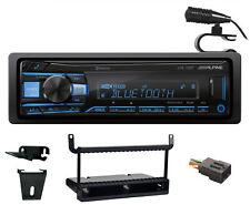 Alpine Digital Media Bluetooth Stereo Receiver 4 2004-2007 Ford Escape