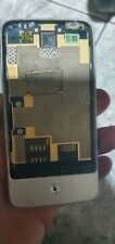 HTC Legend - Silver (Unlocked) Smartphone used for parts