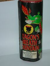 BLACK CAT BRAND DRAGONS BREATH FIREWORKS COLLECTIBLE LABEL DOT CLASS C