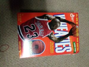 Michael Jordan Wheaties Box  1995 Basketball full size