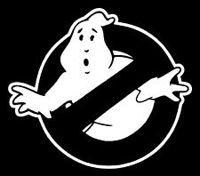 GHOSTBUSTERS Movie Slimer Ghost Vinyl Decal Sticker Bumper Window Wall Car