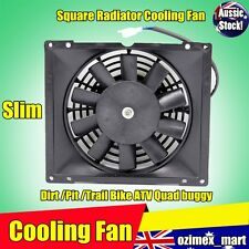 Motorcycle Go Kart  QUAD Buggy ZONGSHEN LIFAN Water  Cooler Radiator Cooling Fan