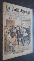Diario El Pequeño Parisino N º 806 Domingo 29 Abril 1906 ABE