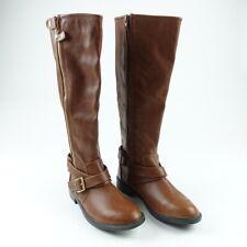 Dolce Vita Women Size 8 Clarity Tan Stella Tall Riding Boots