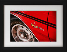 13x19 1971 Dodge Demon 340 Photo Print Art 440 Poster Mopar Red Dart 1972