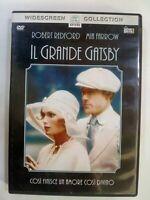 Il grande Gatsby (1974) DVD - Robert Redford, Mia Farrow DVD