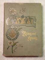 Ring und Kranz, Th. und M. Kutschmann, 1896, Eine Festgabe für Deutschlands Frau